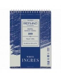 ΜΠΛΟΚ FABRIANO INGRES SPIRAL 90gr A4 100Φ