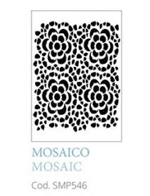 STENCIL A5 MOSAIC