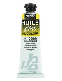 ART OIL 37ML NAPLES YELLOW