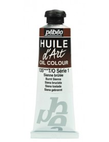 ART OIL 37ML BURNT SIENNA