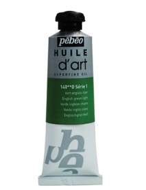 ART OIL 37ML ENGLISH LIGHT GREEN