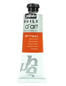 ART OIL 37ML ORIENTAL YELLOW