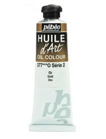 ART OIL 37ML GOLD