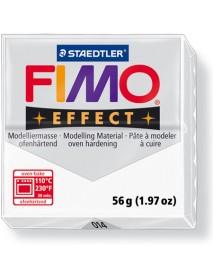 ΠΛΑΚΙΔΙΟ FIMO EFFECT 56GR TRANSLUCENT