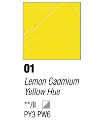 STUDIO XL 200ML LEMON CADMIUM YELLOW HUE
