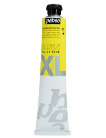XL FINE OIL 37ML LEMON CADMIUM YELLOW