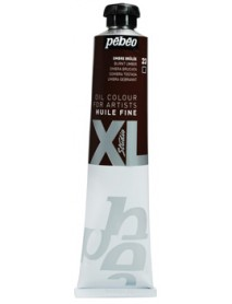 XL FINE OIL 37ML BURNT UMBER
