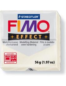 ΠΛΑΚΙΔΙΟ FIMO EFFECT 56GR MOTHER-OF-PEARL
