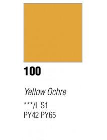 GOUACHE T7 20ML BR. YELLOW OCHRE