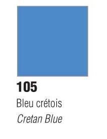 DECO MAT 45ML BLUE DE CRETOI