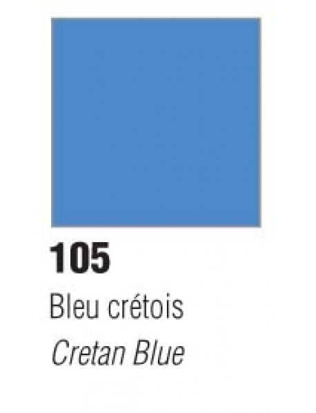 DECO MAT 45ML BLUE DE CRETOI