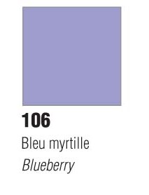DECO MAT 45ML BLUE MYRTILLE