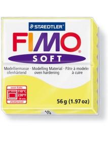 ΠΛΑΚΙΔΙΟ FIMO SOFT 56GR LEMON