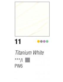 ACRYLIC STUDIO 250ML TITANIUM WHITE