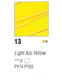 ACRYLIC STUDIO 250ML LIGHT AZO YELLOW