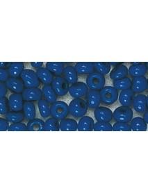 ROCAILLES 2ΜΜ 17GR OPAQUE DARK BLUE