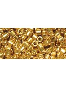 DELICA 2.2MM 4GR METALLIC 'GOLD'