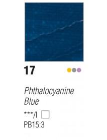 ACRYLIC STUDIO 250ML PHTHALOCYANINE BLUE