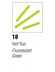 SETASKRIB+ FLUORESCENT GREEN