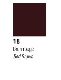 CERAMIC FR 45ML RED BROWN