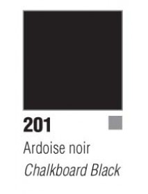 PORCEL 150 45ML CHALKBOARD BLACK