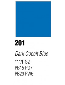 GOUACHE T7 20ML DARK COBALT BLUE