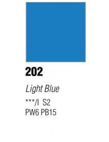 GOUACHE T7 20ML LIGHT BLUE