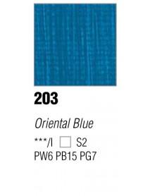 ACRYLIC 37ML EXTRA FINE ORIENTAL BLUE