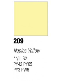 GOUACHE T7 20ML NAPLES YELLOW