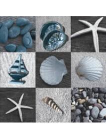 ΧΑΡΤΟΠΕΤΣΕΤΑ 33χ33 Beach collection