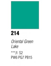 GOUACHE T7 20ML ORIENT GREEN LAQ