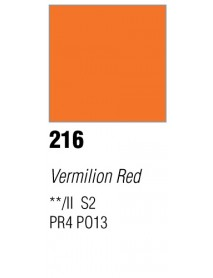 GOUACHE T7 20ML VERMILLION RED