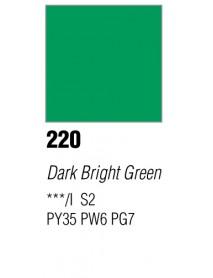 GOUACHE T7 20ML DARK BRIGHT GREE