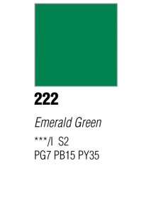 GOUACHE T7 20ML EMERALD GREEN
