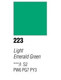 GOUACHE T7 20ML LIGHT EMERALD GR