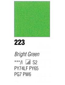 ACRYLIC 37ML EXTRA FINE BRILLIANT GREEN