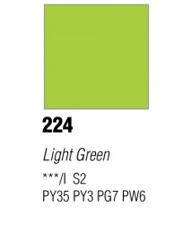 GOUACHE T7 20ML LIGHT GREEN