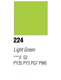GOUACHE T7 20ML LIGHT GREEN