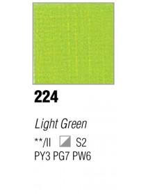 ACRYLIC 37ML EXTRA FINE LIGHT GREEN