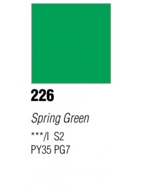 GOUACHE T7 20ML SPRING GREEN