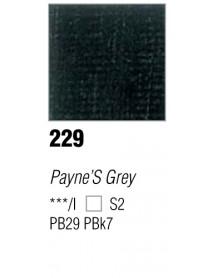 ACRYLIC 37ML EXTRA FINE PAYNE'S GREY