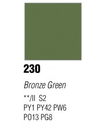 GOUACHE T7 20ML BRONGE GREEN