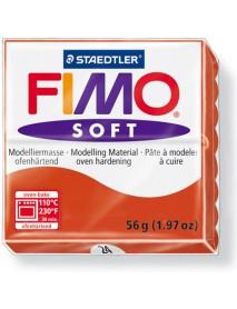 ΠΛΑΚΙΔΙΟ FIMO SOFT 56GR INDIAN RED