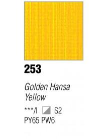 ACRYLIC 37ML EXTRA FINE GOLDEN HANSA YELLOW