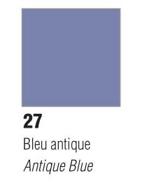 DECO MAT 45ML BLEU ANTIQUE