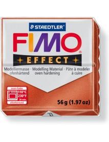 ΠΛΑΚΙΔΙΟ FIMO EFFECT 56GR COPPER