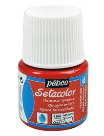 SETACOLOR SHIMMER 45ML PASSION RED