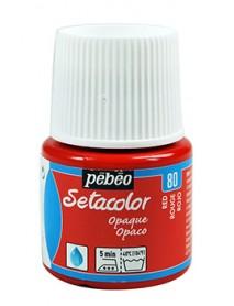 SETACOLOR OPAQUE 45ML RED