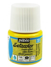 SETACOLOR SUEDE EFFECT 45ML YELLOW BRIGHT