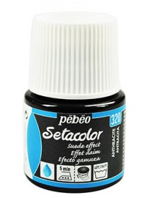 SETACOLOR SUEDE EFFECT 45ML ANTHRACITE